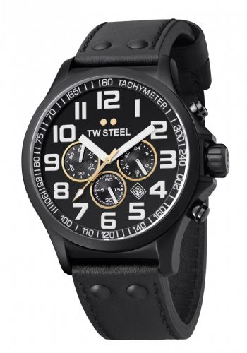 TW STEEL F1 Pilot Chronograph Gents Watch TW677